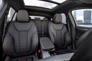 BMW X4 – Fahrgastraum