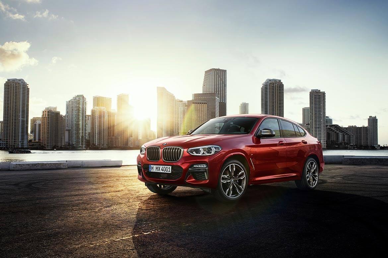 Coupé mit X-Faktor: Der neue BMW X4.