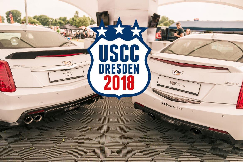 US Car Convention 2018 – mit uns!