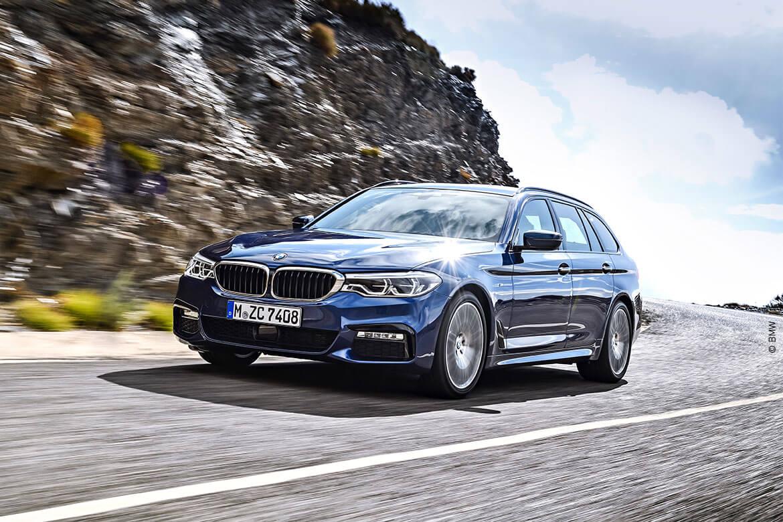 Doppelsieg für den BMW 5er Touring