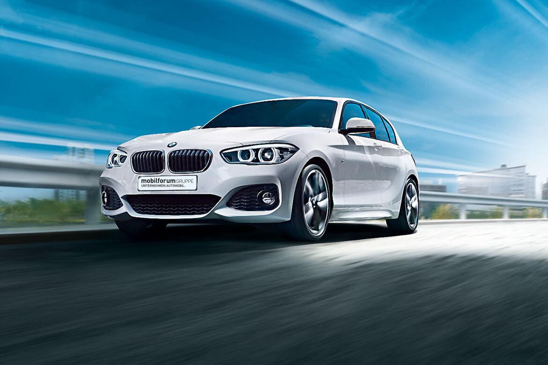 Bis zu 28 % Preisvorteil auf über 20 BMW Neu- und Vorführwagen