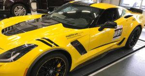 USCC 2018: Die gelbe Corvette