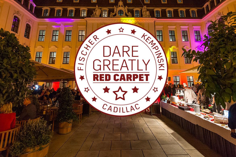Red Carpet – Das Sommerfest von Cadillac, Kempinski und Feingerätebau K. Fischer GmbH