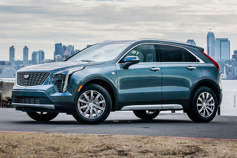 Kompaktes SUV für eine neue Generation: Der Cadillac XT4 Crossover