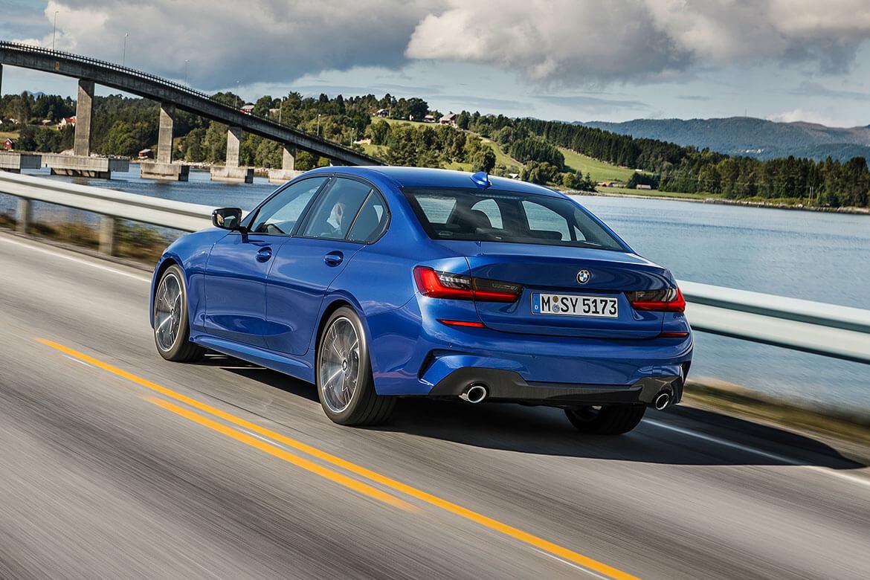Denkt mit: Die neue BMW 3er Limousine.