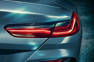 Der neue BMW 8er Coupé