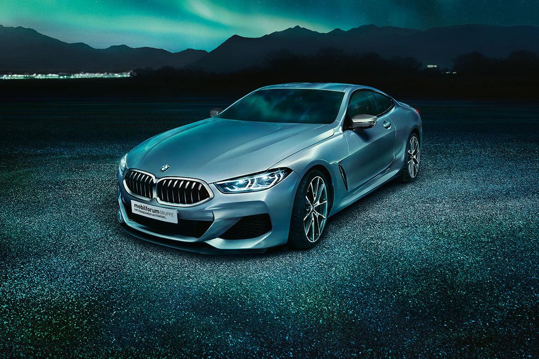 Fahrfreude wie niemals zuvor: Mit dem neuen BMW 8er Coupé