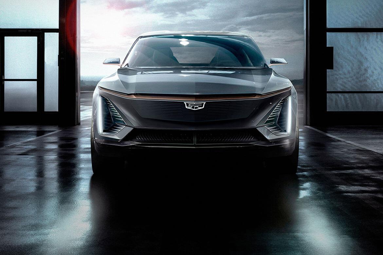 Enthüllt: Der erste vollelektrische Cadillac