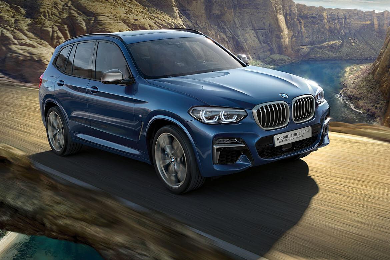 Die neue Unabhängigkeit: Der BMW X3 mit Business Paket Plus