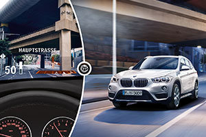 BMW X1 sDrive18i mit Head-Up Displayin Ihrem mobilforum