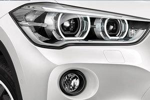 BMW X1 sDrive18i LED Scheinwerfer