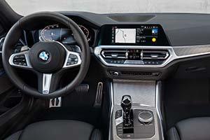Der neue BMW 3er mit intelligenten Assistenten.