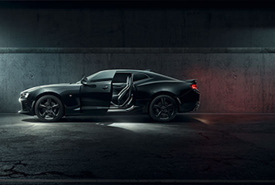 Chevrolet Camaro V8-Experience Roadshow