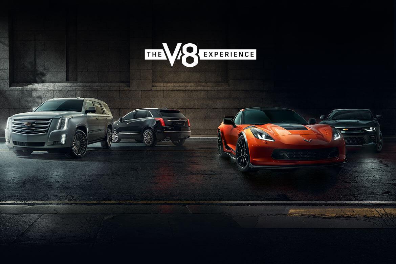Die V8-Experience Roadshow kommt nach Dresden