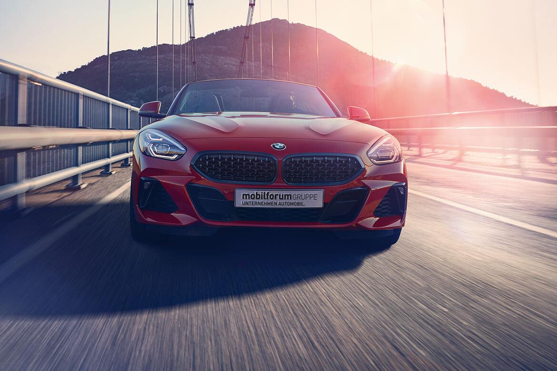 DER BMW Z4 Roadster