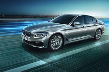 Vergünstige Dienstwagenbesteuerung mit dem BMW 5er