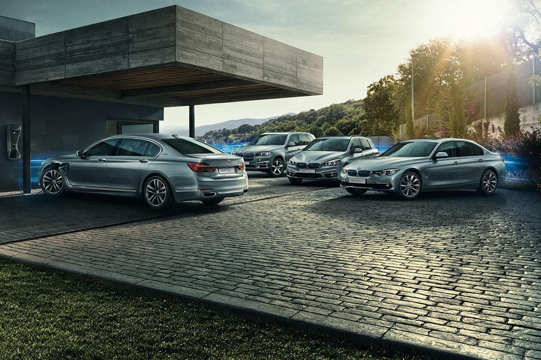 Vergünstigte Dienstwagenbesteuerung*. Jetzt für viele elektrifizierte BMW.