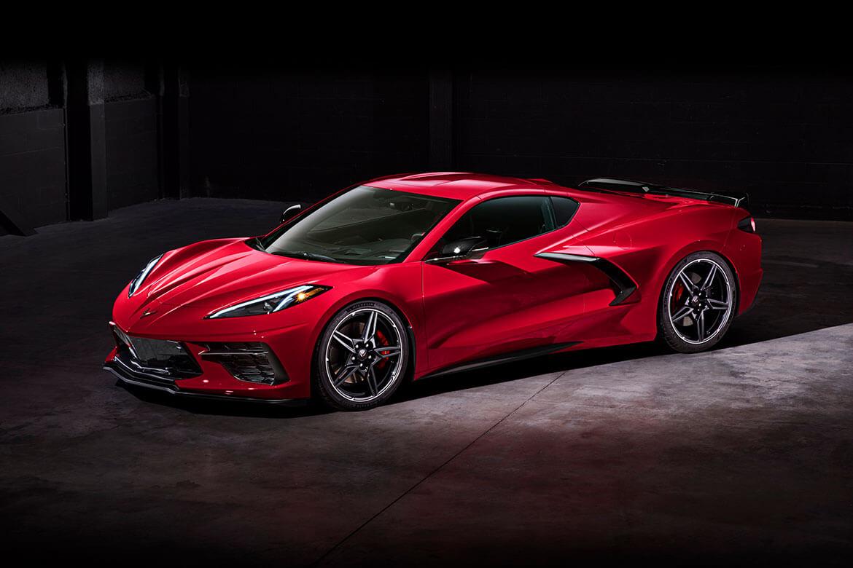 Es ist offiziell: Neue Chevrolet Corvette kommt mit Mittelmotor