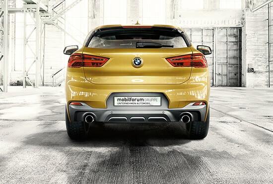 BMW X2 - mobilforum Gruppe