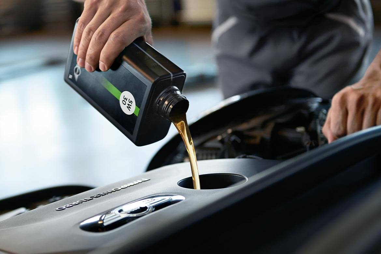 20% Rabatt auf Ihren MINI Ölservice