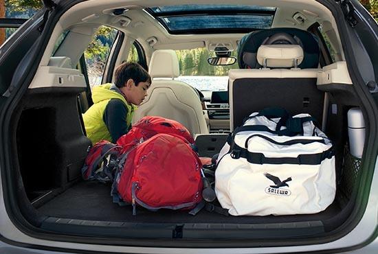 Komfort und Raumfunktionalität im BMW 2er Active Tourer
