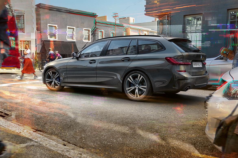 Der neue BMW 3er Touring.