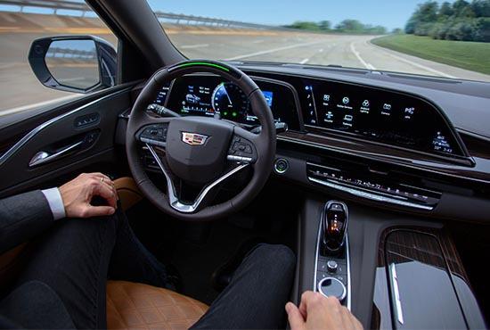 2021 Cadillac Escalade - Teilautonomes Fahren