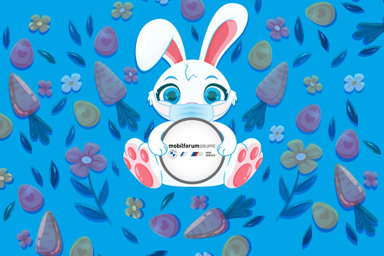 Ein frohes, wenn auch etwas anderes Osterfest!