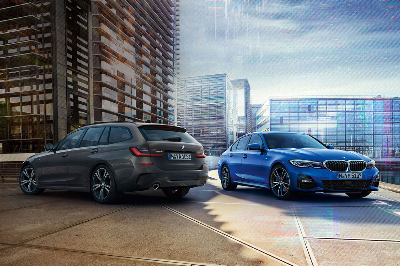 DIE BMW 3er MODELLE ZU ATTRAKTIVEN KONDITIONEN ZUM JAHRESSTART 2021.