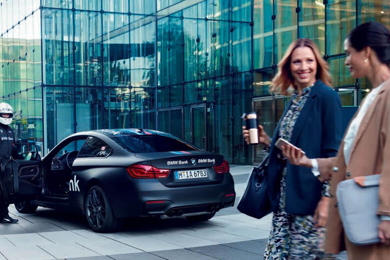 Die neue BMW Leasingratenversicherung
