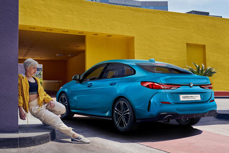THE 2. Das BMW 2er Gran Coupé. Auch als Modell M Sport zu attraktiven Konditionen.