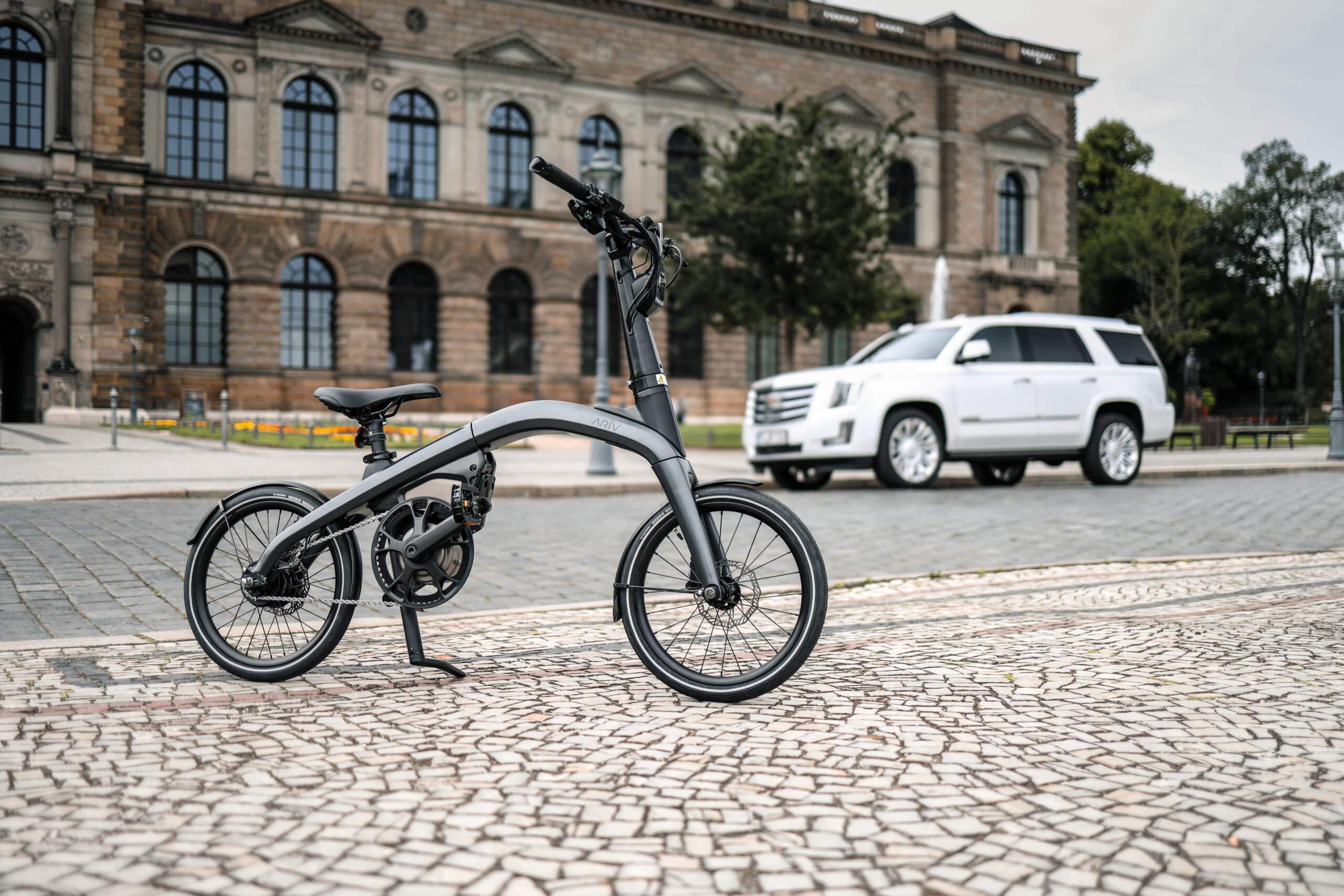 ARIV - das kompakte E-Bike