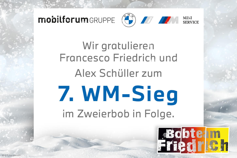 Das mobilforum gratuliert!